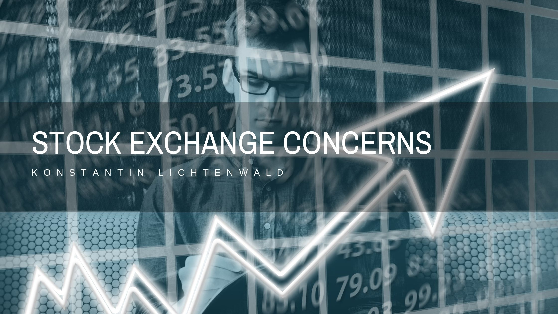 Konstantin Lichtenwald Examines Stock Exchange Concerns During COVID